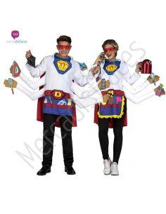 Disfraces Grupos Súper Padres Tienda de disfraces online - venta disfraces