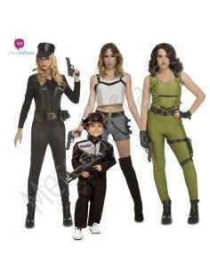 Disfraces Grupos Aventureras Tienda de disfraces online - venta disfraces