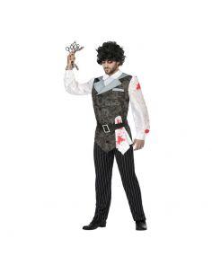 Disfraz Peluquero Sangriento para hombre Tienda de disfraces online - venta disfraces
