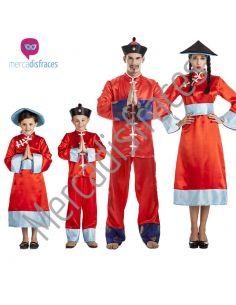 Disfraces Grupos Chinos Originales Tienda de disfraces online - venta disfraces