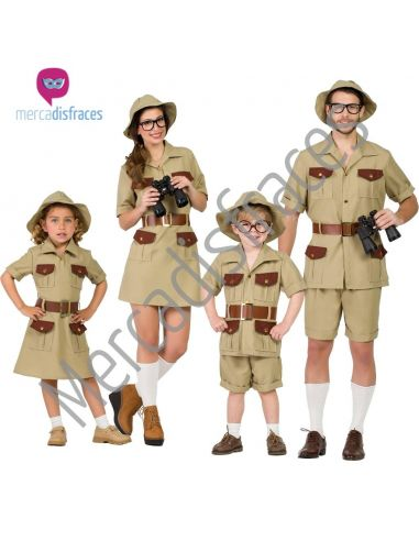 Disfraces Grupos Exploradores Tienda de disfraces online - venta disfraces