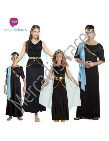 Disfraces Grupos Griegos Negros Tienda de disfraces online - venta disfraces