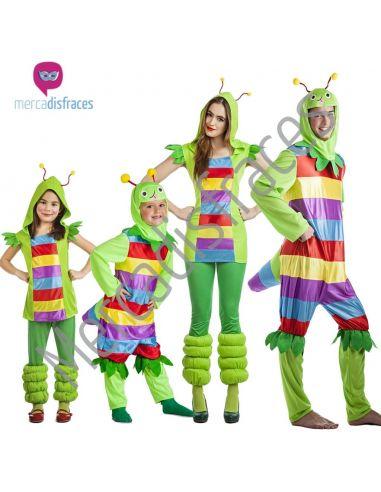 Disfraces Grupos Gusanos Tienda de disfraces online - venta disfraces