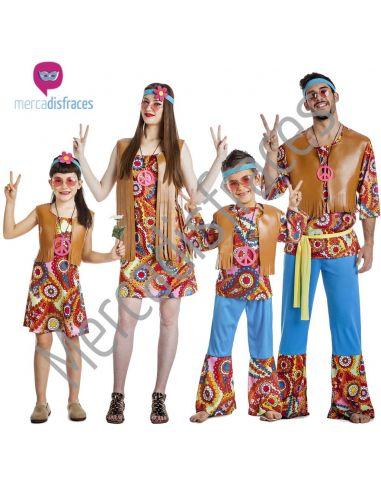 Disfraces Grupos Flower Power Tienda de disfraces online - venta disfraces