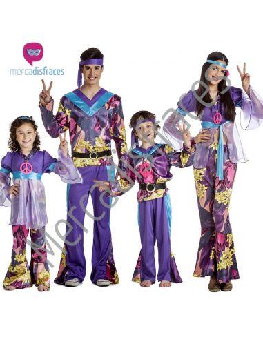 Disfraces Grupos Hippies Originales Tienda de disfraces online - venta disfraces