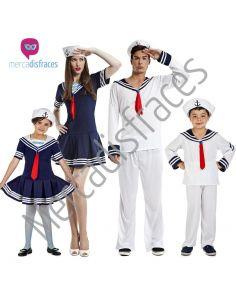 Disfraces Grupos Marineros Originales Tienda de disfraces online - venta disfraces