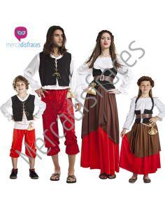 Disfraces Grupos Medievales Originales Tienda de disfraces online - venta disfraces