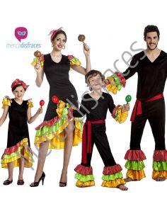 Disfraces Grupos Rumberos Tienda de disfraces online - venta disfraces