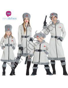 Disfraces Grupos Rusos Originales