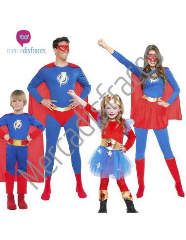 Disfraces Grupos Superhéroes Divertidos Tienda de disfraces online - venta disfraces