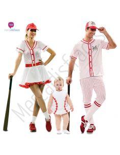 Disfraces Grupos Béisbol Tienda de disfraces online - venta disfraces