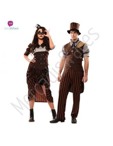 Disfraces Grupos Steampunk Divertidos Tienda de disfraces online - venta disfraces