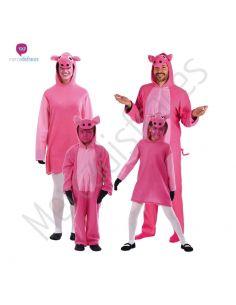 Disfraces Grupos Cerdos Tienda de disfraces online - venta disfraces