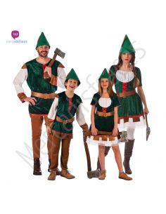Disfraces Grupos Robin Hood Tienda de disfraces online - venta disfraces