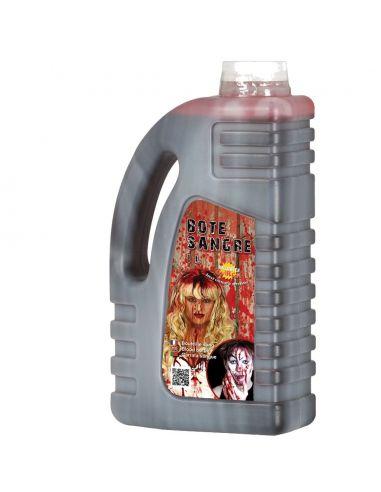 Bote de Sangre de 1 litro Tienda de disfraces online - venta disfraces