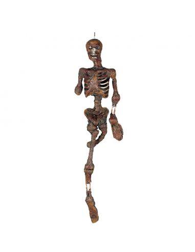 Esqueleto Colgante Quemado con luz Tienda de disfraces online - venta disfraces