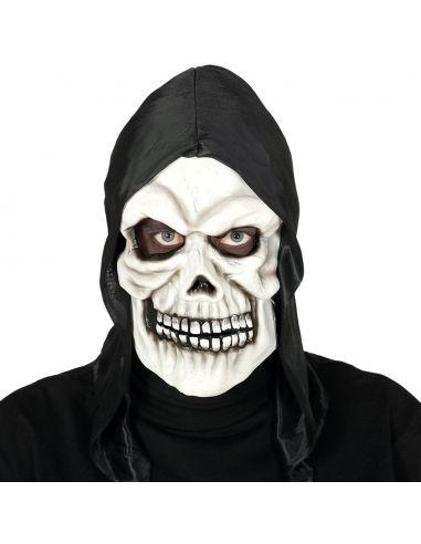 Máscara Caravera con Capucha