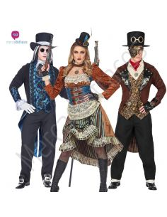 Disfraces para Grupos Steampunk Tienda de disfraces online - venta disfraces