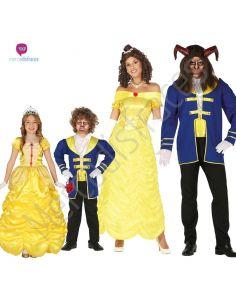 Disfraces Grupos Bella y Bestia Tienda de disfraces online - venta disfraces