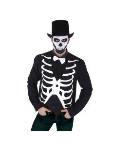 Chaleco Esqueleto para adulto Tienda de disfraces online - venta disfraces