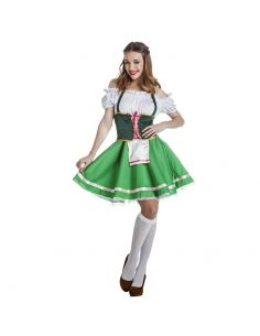 Disfraz Tirolesa para mujer Tienda de disfraces online - venta disfraces