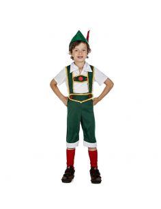Disfraz de Tiroles para niño Tienda de disfraces online - venta disfraces