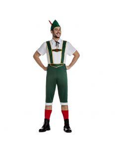 Disfraz de Tiroles para hombre Tienda de disfraces online - venta disfraces