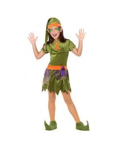 Disfraz de Duende para niña Tienda de disfraces online - venta disfraces