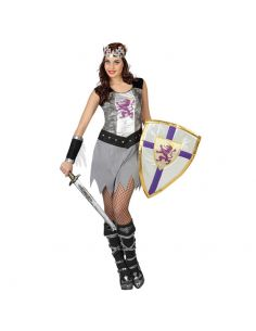 Disfraz Guerrera Medieval para mujer Tienda de disfraces online - venta disfraces