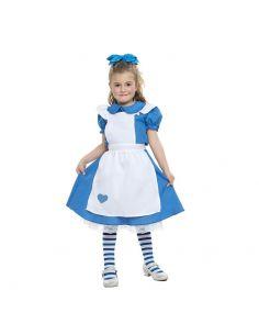 Disfraz Alícia para niña Tienda de disfraces online - venta disfraces