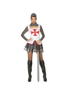 Disfraz Caballero Cruzadas para mujer Tienda de disfraces online - venta disfraces