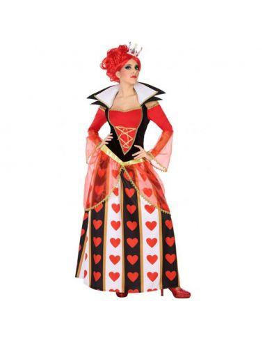 Disfraz de Reina de Corazones para mujer Tienda de disfraces online - venta disfraces