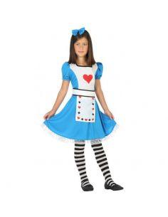 Disfraz de Alicia para niña Tienda de disfraces online - venta disfraces