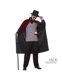 Disfraz Asesino Victoriano hombre Tienda de disfraces online - venta disfraces