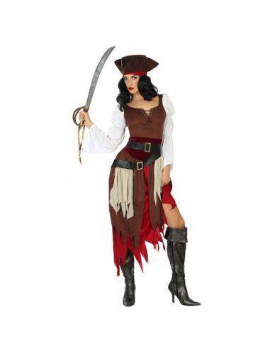 Disfraz Pirata de Mujer Tienda de disfraces online - venta disfraces