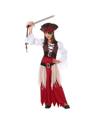 Disfraz Pirata de Niña Tienda de disfraces online - venta disfraces