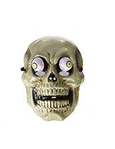 Máscara Skull con Ojos Móviles