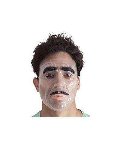 Máscara Hombre transparente