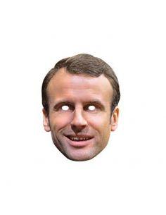 Careta Emmanuel Macron Tienda de disfraces online - venta disfraces