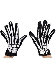 Guantes Esqueleto para adulto Tienda de disfraces online - venta disfraces