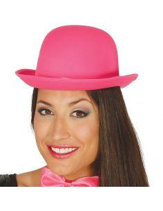 Bombín alta calidad Rosa Tienda de disfraces online - venta disfraces
