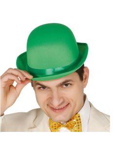 Bombín alta calidad Verde Tienda de disfraces online - venta disfraces