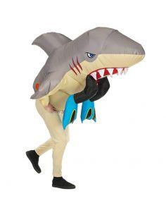 Disfraz de Tiburón para adulto Tienda de disfraces online - venta disfraces