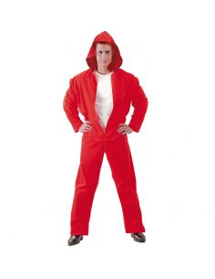 Convicto Capucha Rojo para adulto Tienda de disfraces online - venta disfraces