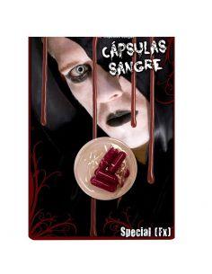 Capsulas de Sangre para Halloween Tienda de disfraces online - venta disfraces
