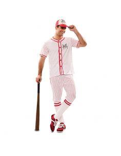 Disfraz Jugador Beisbol para hombre Tienda de disfraces online - venta disfraces