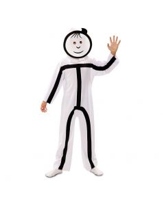 Disfraz de Stickman infantil Tienda de disfraces online - venta disfraces