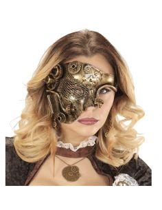 Máscara Media Cara Steampunk Tienda de disfraces online - venta disfraces