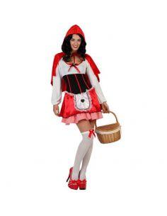 Disfraz de Caperucita Roja para adulto Tienda de disfraces online - venta disfraces
