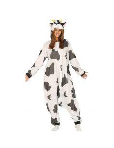 Disfraz Pijama Vaca adulto Tienda de disfraces online - venta disfraces